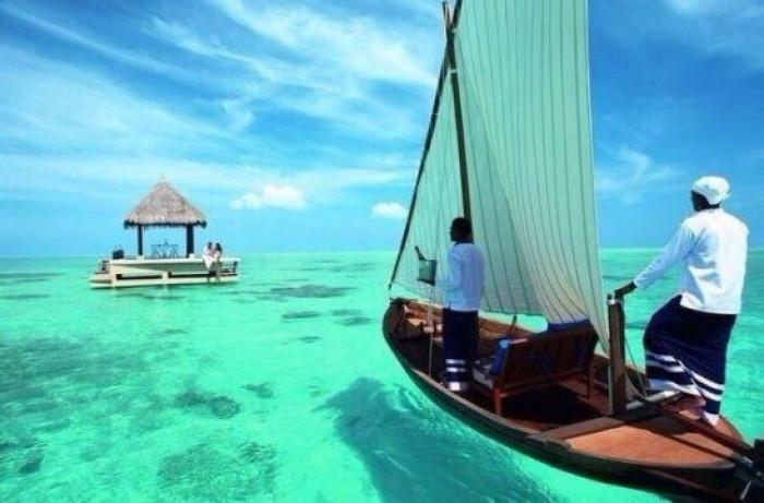 Yerdə cənnətin təcəssümü - Maldiv adaları