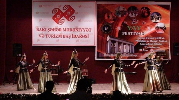 """""""Milli Rəqs və Musiqi"""" Festivalı"""