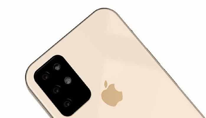 iPhone 2019 года с тройной камерой и USB-C появился на видео