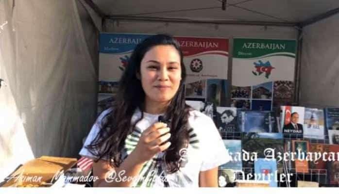 "Amerikada ""Azerbaycan Deyirler"""