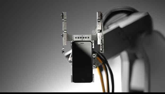 Köhnə iPhone smartfonlarının təkrar emal üçün hazırlanması