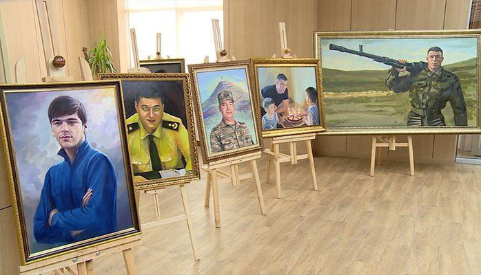 В Бакинской Высшей школе нефти почтили память павших героев