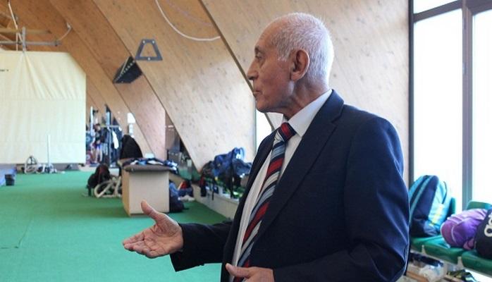 Azərbaycanın ilk dünya çempionu - Aydın İbrahimov