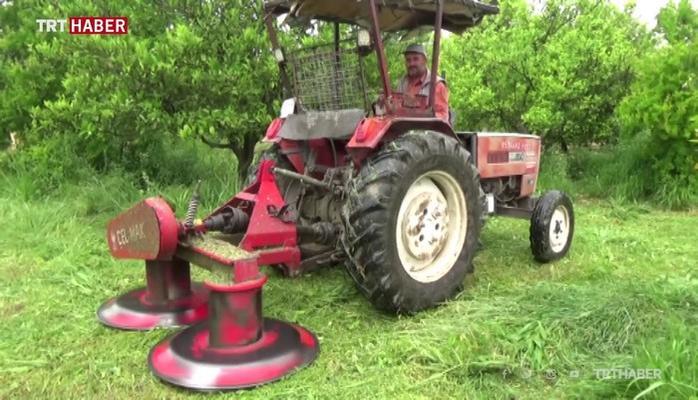 Bu traktorun istiqaməti əksinədir