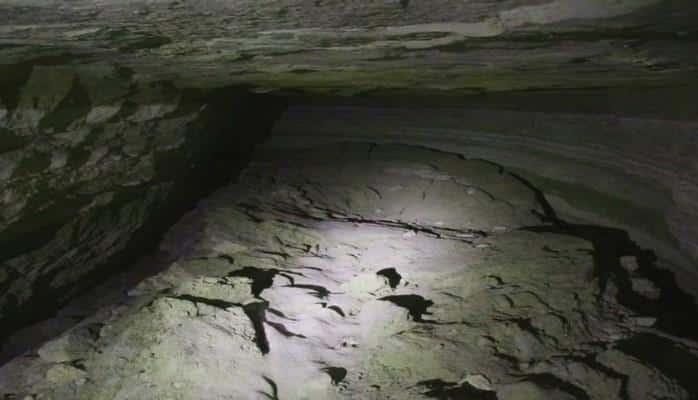 В Израиле нашли самую длинную соляную пещеру