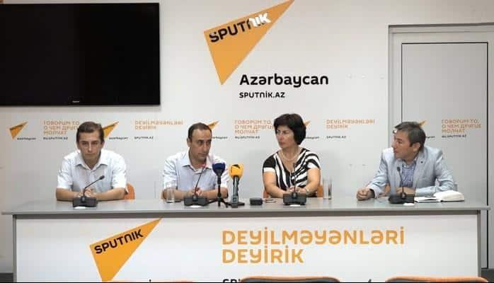 Müasir Türkiyə-Azərbaycan əməkdaşlığına həsr olunmuş dəyirmi masa
