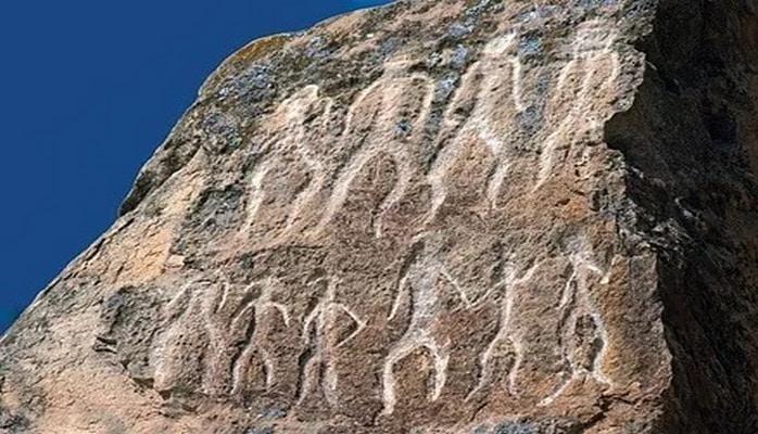В Азербайджане находится одна из крупнейших в мире коллекций древнихх наскальных рисунков