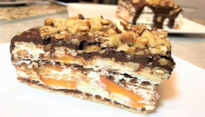 Просто объедение: самый лучший торт без выпечки
