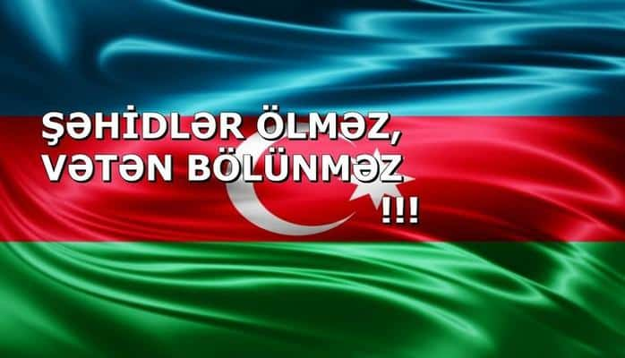 Şəhidlər ölməz - Şaiq Kəlbiyev 23.07.2019