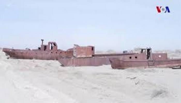 Aral dənizinin səhraya çevrilməsinin qarşısı necə alınır