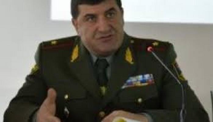 Erməni general Azərbaycanı rus qoşunu ilə hədələdi