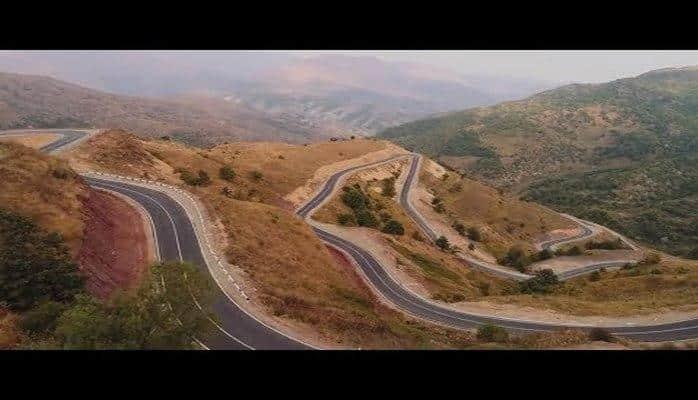 Qarabağa Şuşaya gələn turistlər - Qarqar çayı Cıdır düzü - Daşaltı dərəsi - Dağlıq Qarabağ