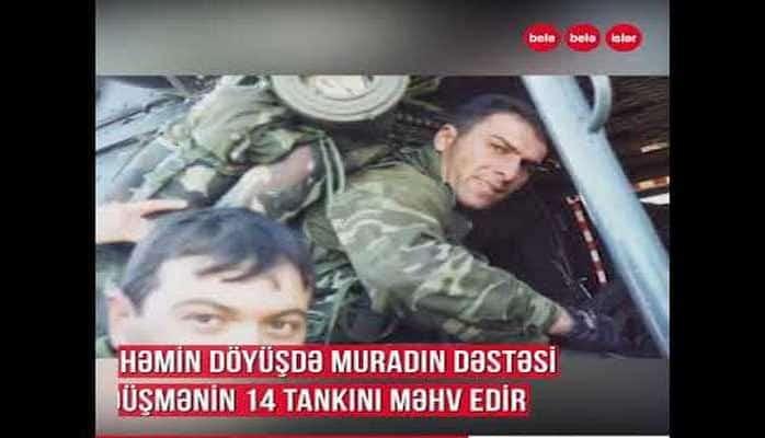 Son nəfəsinə kimi döyüşən Milli Qəhrəman Murad Mirzəyev...