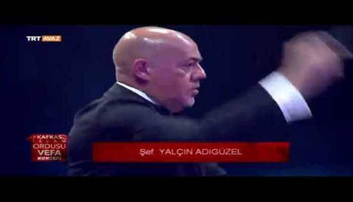 'Köroğlu Uvertürü' - Beste: Üzeyir Hacıbeyli