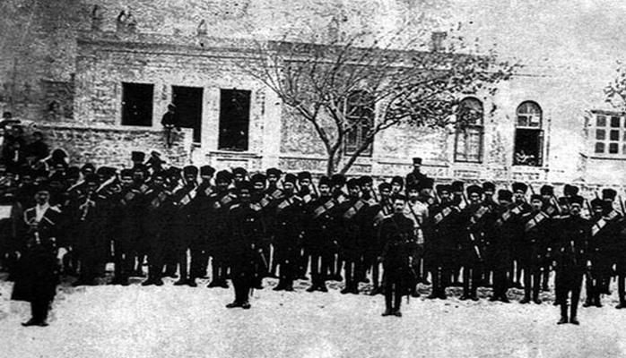 Войска союзников в Баку (1918)
